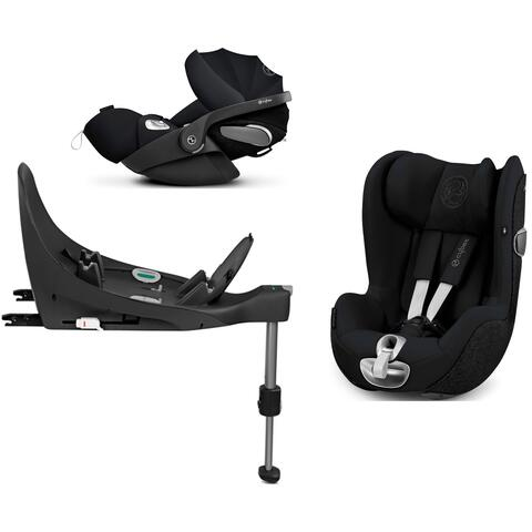 Cybex Platinum Cloud Z Sirona Z Base Z I Size Pack Car