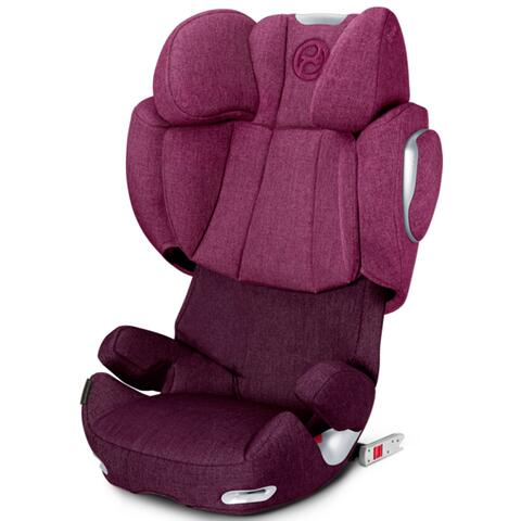 SOLUTION Q3 FIX CYBEX CAR SEAT PLUS MYSTIC PINK