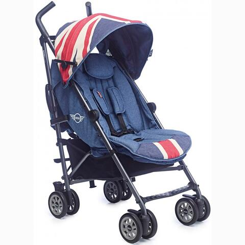 Stroller Easy Walker Mini Buggy Union Jack Vintage
