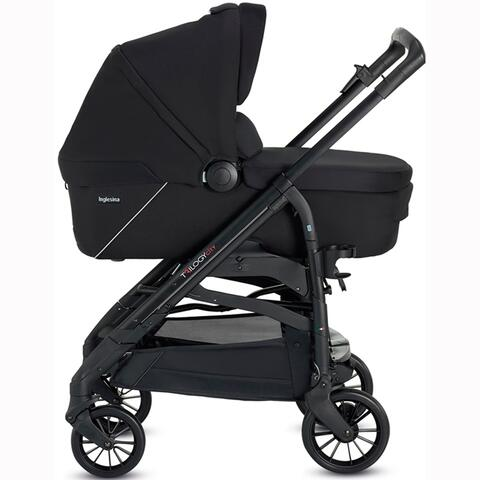 Stroller Inglesina Trilogy Colors Deep Black | Algateckids.com