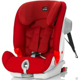 ADVANSAFIX III SICT BRITAX RÖMER CAR SEAT FLAME RED