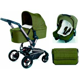BABY STROLLER JANÉ RIDER MICRO STRATA S91 WOODS