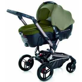 BABY STROLLER JANÉ RIDER TRANSPORTER 2 STRATA S91 WOODS