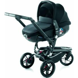 BABY STROLLER JANÉ TRIDER MATRIX LIGHT 2 S49 BLACK
