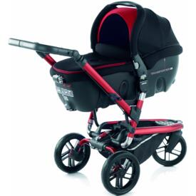 BABY STROLLER JANÉ TRIDER S53 RED