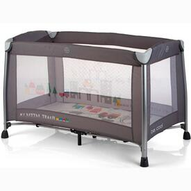 BE COOL TRAVEL COT SLEEP N GO MOON
