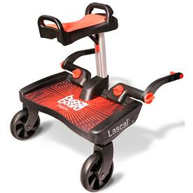 BUGGY BOARD MAXI SCOOTER STROLLERS RED