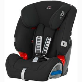 CAR SEAT BRITAX MULTI-TECH II COSMOS BLACK