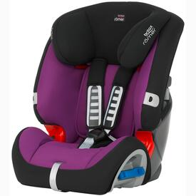 CAR SEAT BRITAX MULTI-TECH II MINERAL PURPLE