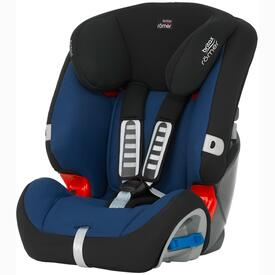 CAR SEAT BRITAX MULTI-TECH II OCEAN BLUE