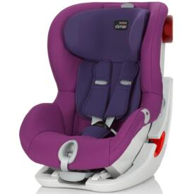 Car seat Britax-Römer KING II LS Mineral Purple