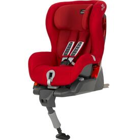Car seat Britax Römer SAFEFIX PLUS FLAME RED