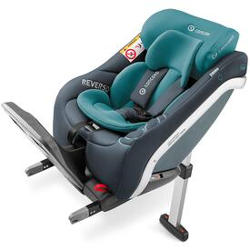 CAR SEAT CONCORD REVERSO PLUS ARTIC AQUA