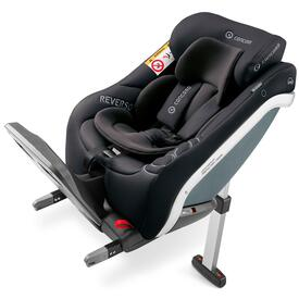 CAR SEAT CONCORD REVERSO PLUS COSMIC BLACK