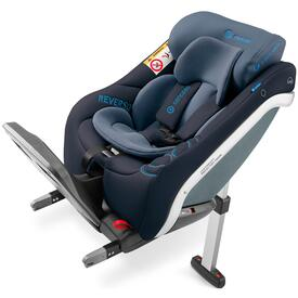 CAR SEAT CONCORD REVERSO PLUS DEEP WATER BLUE