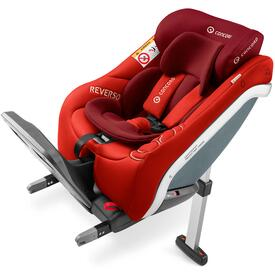 CAR SEAT CONCORD REVERSO PLUS FLAMING RED