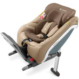 CAR SEAT CONCORD REVERSO PLUS POWDER BEIGE