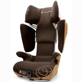 CAR SEAT CONCORD TRANSFORMER T COOL WALNUT BROWN