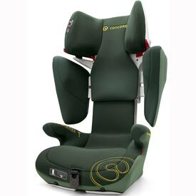 CAR SEAT CONCORD TRANSFORMER T JUNGLE GREEN