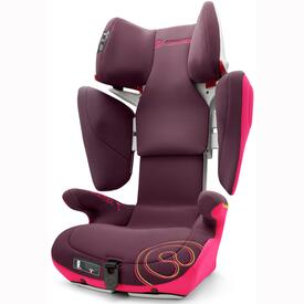 CAR SEAT CONCORD TRANSFORMER T ROSE PINK