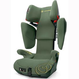 CAR SEAT CONCORD TRANSFORMER X-BAG JUNGLE GREEN