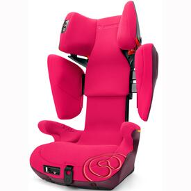 CAR SEAT CONCORD TRANSFORMER X-BAG ROSE PINK