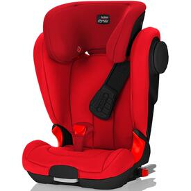 Car Seat Romer KIDFIX XP II SICT BLACK SERIES FLAME RED