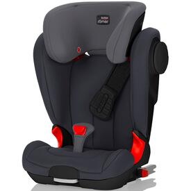 Car Seat Romer KIDFIX XP II SICT BLACK SERIES STROM GREY