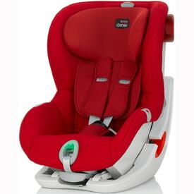 CAR SEAT RÖMER KING II ATS FLAME RED