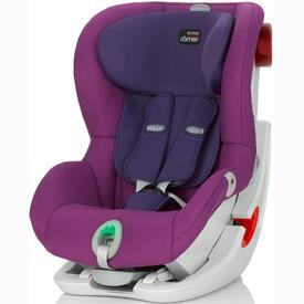 CAR SEAT RÖMER KING II ATS MINERAL PURPLE