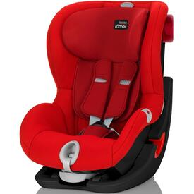 Car seat Römer KING II LS BLACK SERIES FLAME RED