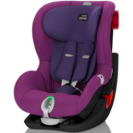 Car seat Römer KING II LS BLACK SERIES MINERAL PURPLE
