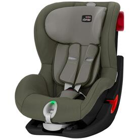 Car seat Römer KING II LS BLACK SERIES OLIVE GREEN