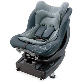 CONCORD ULTIMAX I-SIZE CAR SEAT STEEL GREY