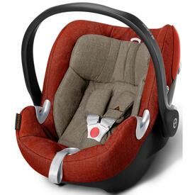 CYBEX ATON Q CAR SEAT MYSTIC PLUS AUTUMN GOLD