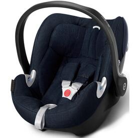 CYBEX ATON Q CAR SEAT MYSTIC PLUS MIDNIGHT BLUE