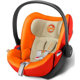 CYBEX ClOUD Q CAR SEAT AUTUMN GOLD