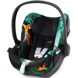 CYBEX ClOUD Q CAR SEAT BIRDS OF PARADISE