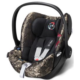CYBEX ClOUD Q CAR SEAT BUTTERFLY