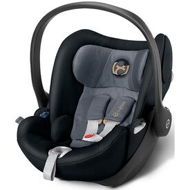 CYBEX ClOUD Q CAR SEAT GRAPHITE BLACK