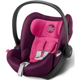 CYBEX ClOUD Q CAR SEAT MYSTIC PINK