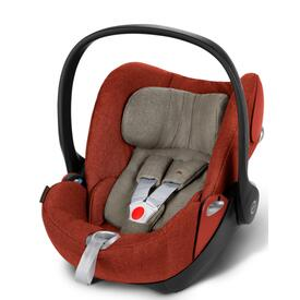 CYBEX ClOUD Q PLUS CAR SEAT AUTUMN GOLD