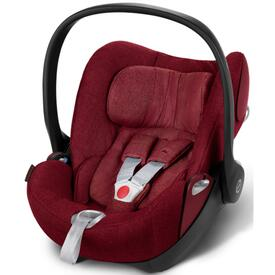 CYBEX ClOUD Q PLUS CAR SEAT INFRA RED
