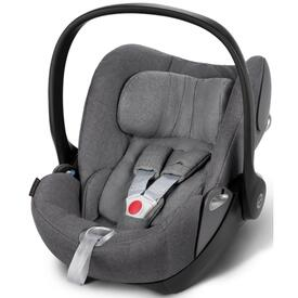 CYBEX ClOUD Q PLUS CAR SEAT MANHATTAN GREY
