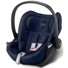 CYBEX ClOUD Q PLUS CAR SEAT MIDNIGHT BLUE