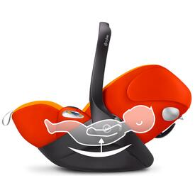 cybex platinum cloud q plus car seat. Black Bedroom Furniture Sets. Home Design Ideas