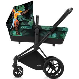 CYBEX PRIAM PUSHCHAIR INFRA RED_2118