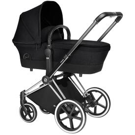 CYBEX PRIAM PUSHCHAIR STARDUST BLACK