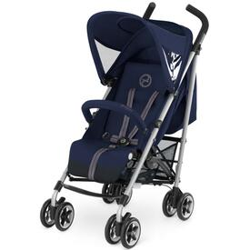CYBEX STROLLER ONYX MIDNIGHT BLUE