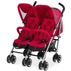 CYBEX TWINYX TWIN BUGGY DOUBLE INFRA RED